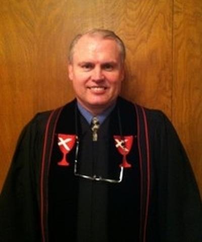 Rev. Craig Robertson